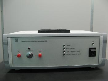 Генератор оптических сигналов