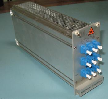 Модуль интерливера/деинтерливера ( Interleaver mux demux )